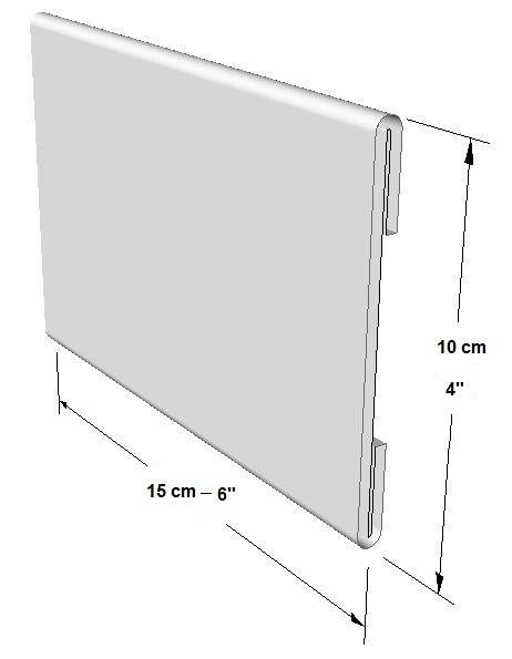 Porta Retrato Horizontal Autoadhesivo